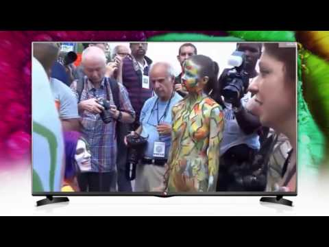 Body Painting Festival 2016 - #2