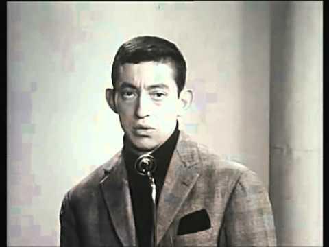 Serge Gainsbourg, Le Poinçonneur des Lilas, 1959 - YouTube