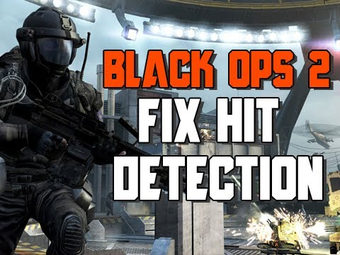 Black Ops 2 | How to Fix Hit Detection