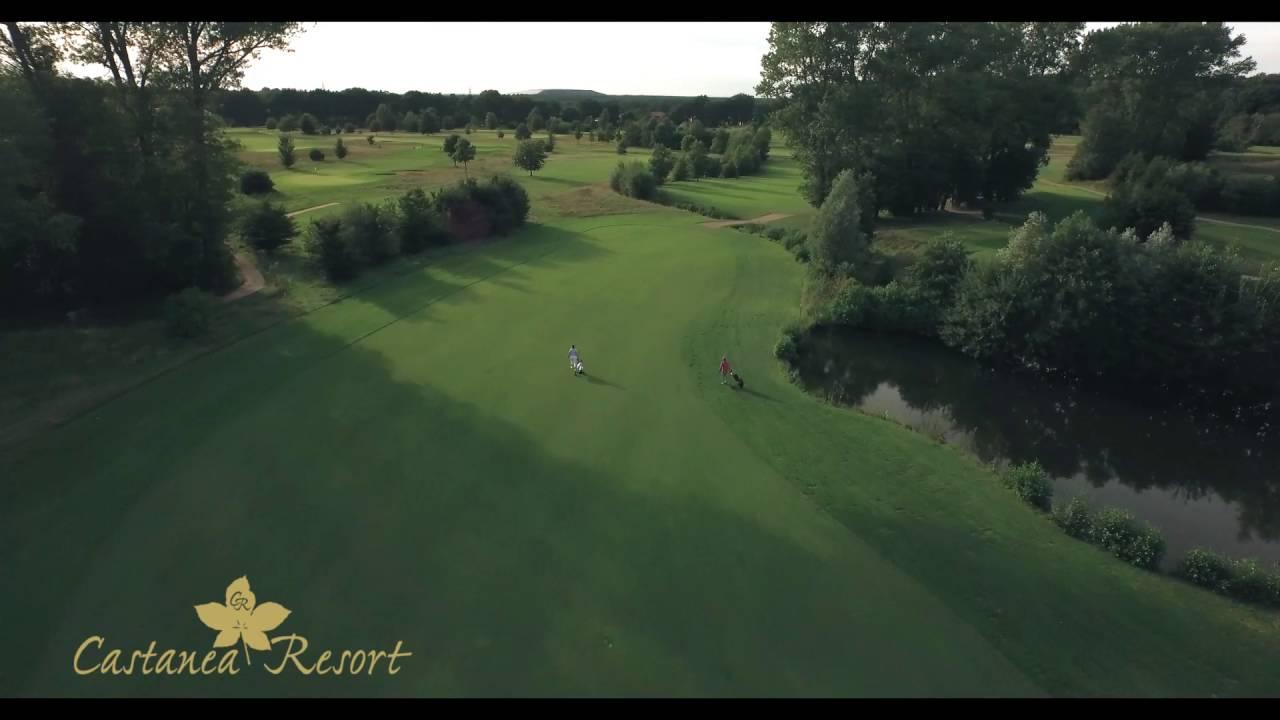Castanea Resort Adendorf/Golfanlage: Bahn 7