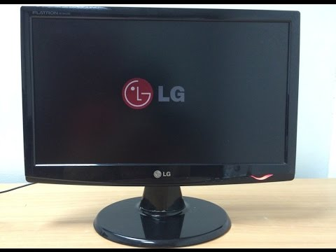 How To Repair Lg Flatron Monitor