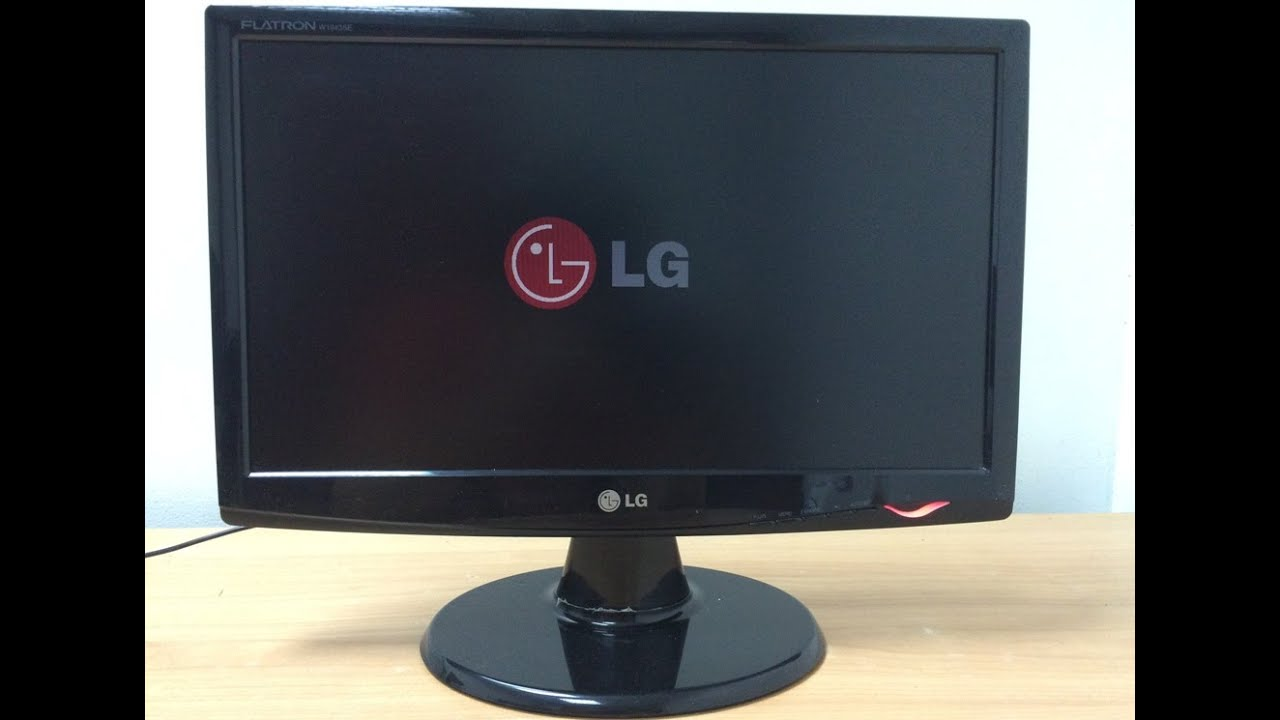 LG FLATRON W1953SE DRIVERS DOWNLOAD