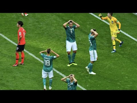 The BIGGEST Upsets in World Cup History