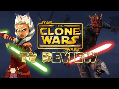 Star Wars Clone Wars TV Series Review