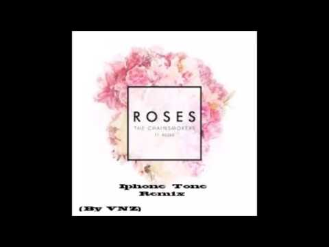 The ChainsmokersRoses Iphone Ringtone Remix by VNZ