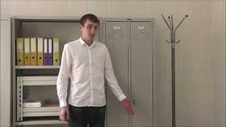 видео шкаф сушильный металлический