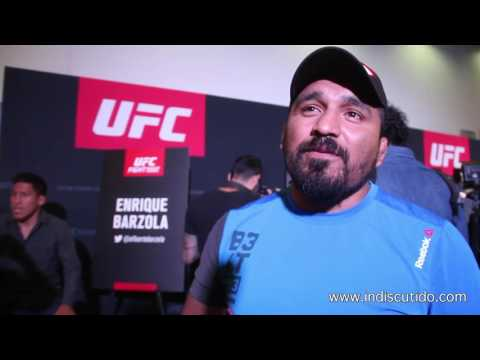 UFC Fight Night 98: Iván Ibérico