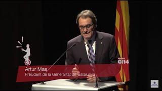 Premis G! 2014 - Patronat de Turisme de la Costa Brava Girona