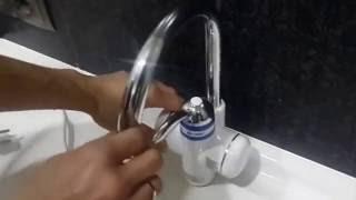 видео Ремонт проточного водонагревателя своими руками