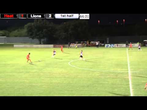 Laredo Heat VS Houston Dutch Lions June 27, 2015