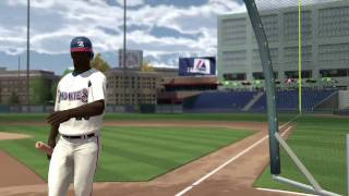 MLB 10 [Major League Baseball] Road to the show [HD] video game trailer PS3 PSP PS2