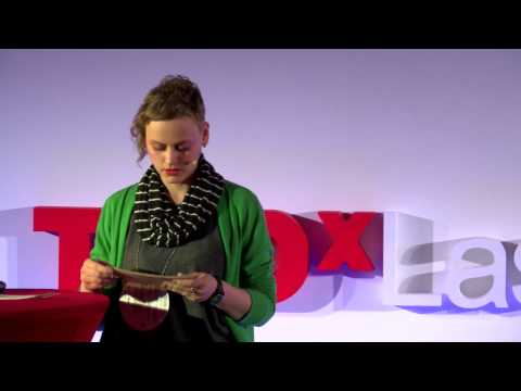 Art as means of activism | Evi Pärn | TEDxLasnamäe