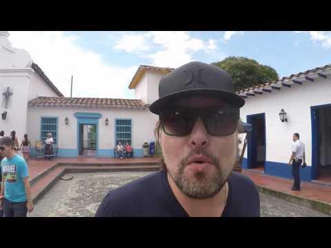 George Pop Cap 44 Medellín, Colombia (Travel Vlog)