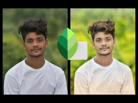 Best snapseed professional  photo editing 2019 | color effect video tutorial | DSLR Photo