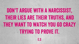 Why Do Narcissist's Lie To You?