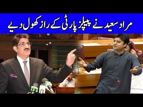 Murad Saeed Speech