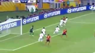 İspanya 10 - 0 Tahiti Konfederasyon Kupası Maç Özeti