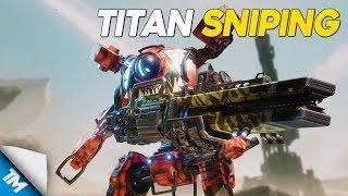 Titanfall 2 | THE TITAN SNIPER • NORTHSTAR GUIDE