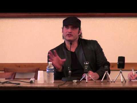 Masterclass Robert Rodriguez au festival de Gérardmer 2015