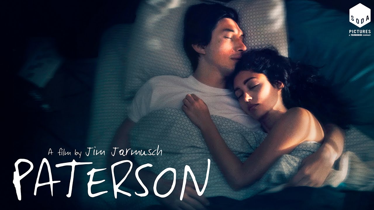 PATERSON | Official UK Trailer [HD] - YouTube