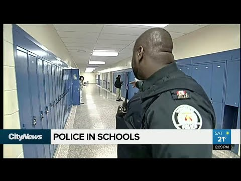 Seeking alternatives to School Resource Officer program