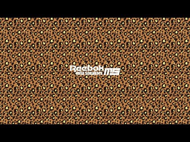 reebok insta pump fury leopard microdot