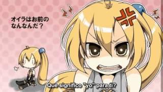 AKITA NERU Gocha Gocha Urusee! (sub español) HD