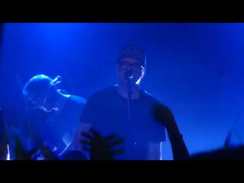 Carpark North live - Army of Open Arms (Lyrics) - 28.01.2017 - Zoom - Frankfurt a.M.