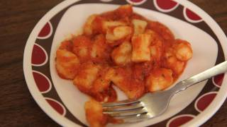 Vegan Potato Gnocchi Recipe