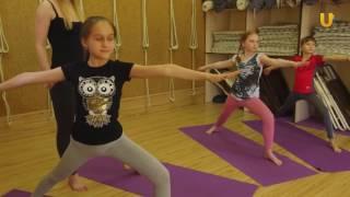 Заряд бодрости #94. Детская йога