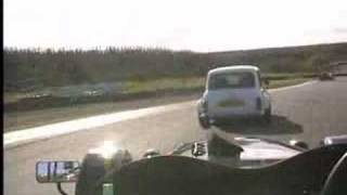 z cars mini at knockhill