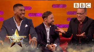 Baixar Why Tom Hanks is not Anthony Joshua's manager | The Graham Norton Show - BBC