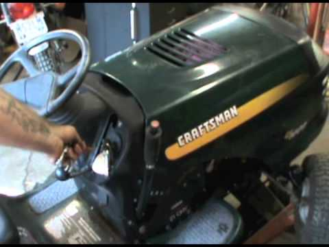 Craftsman Lt1000 The Bane Of My Existence Youtube