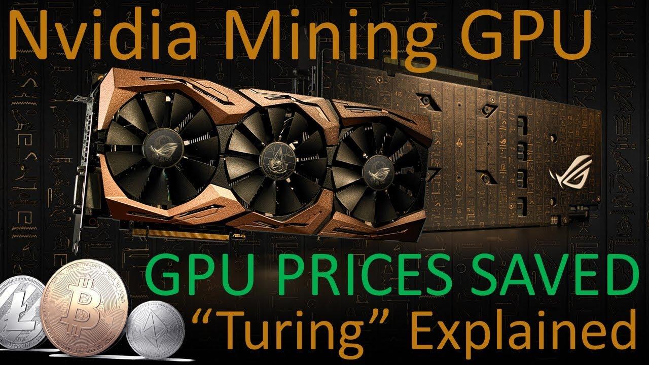 Nvidia Turing Explained