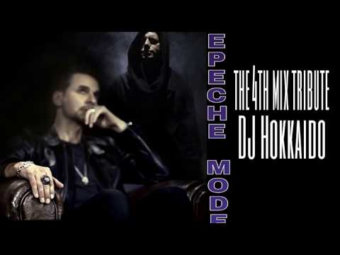DEPECHE MODE The 4th Electro Mix Tribute (The Darker Dress You've Ever Had) DJ Hokkaido