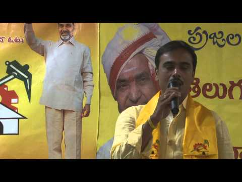 Part 8 - Mr.Lokesh Naidu speaking at Dallas NRIs TDP victory Event 2014.