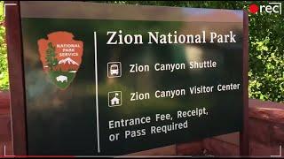 LOST IN VEGAS 2017 - Mosca e Forti allo Zion National Park
