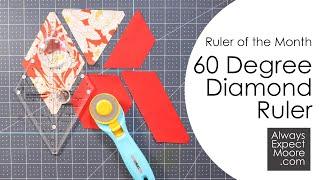 60 Degree Diamond Mİni Ruler