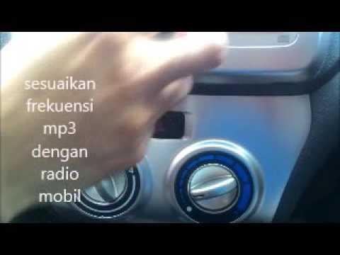 MP3 PLAYER UNTUK MOBIL