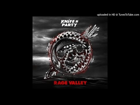 Knife Party - Sleaze (Bass Boosted)