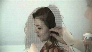 I want you to cut me a bob! Long to bob: Femke by Theo Knoop 2011 production.