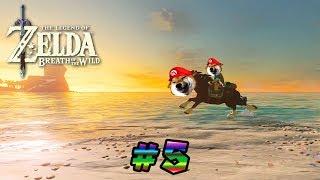 [Legend Of Zelda Breath of The Wild] Part: 5 [LIVE]