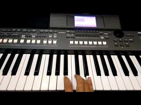 Peterpan / Noah - semua tentang kita ( piano tutorial )