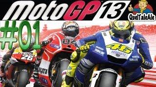 MotoGp 13 - Gameplay ITA - Primi minuti di gioco - Let's Play #01 In sella