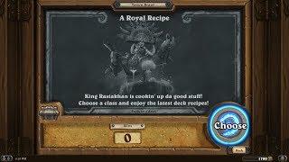 Hearthstone Brawl - Resep Deck Rastakhan dari Blizzard