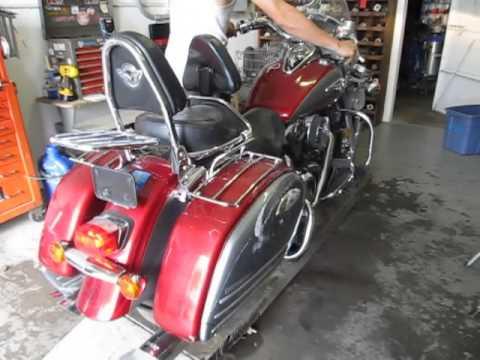 2000-2004 KAWASAKI VN1500L NOMAD FI VULCAN 1500 MOTOR AND PARTS FOR