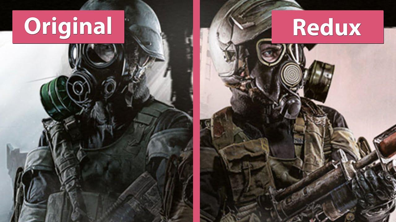Metro 2033 Original Pc Vs Redux Pc Graphics Comparison