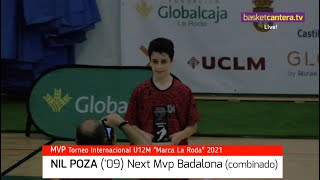 NIL POZA ('09) MVP Torneo U12M