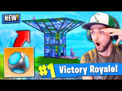 *NEW* PORT-A-FORT GAMEPLAY In Fortnite: Battle Royale! (+ LLAMA)