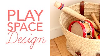 LoveParenting: 3 Play Zones Every Kid Needs - (Our Personal Playroom tour)